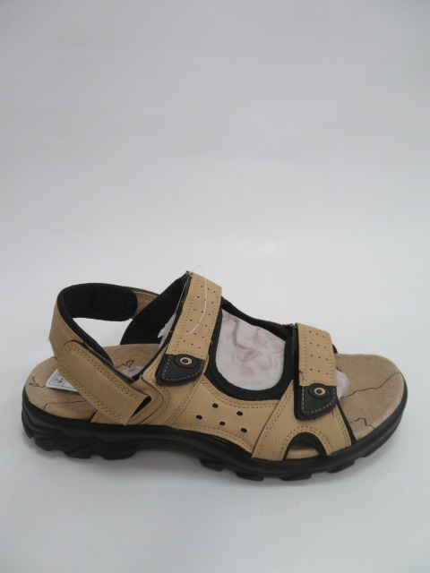 Sandały Męskie 8627, Beige, 40-46