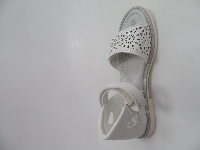 Sandały Dziecięce Z615, White, 31-36