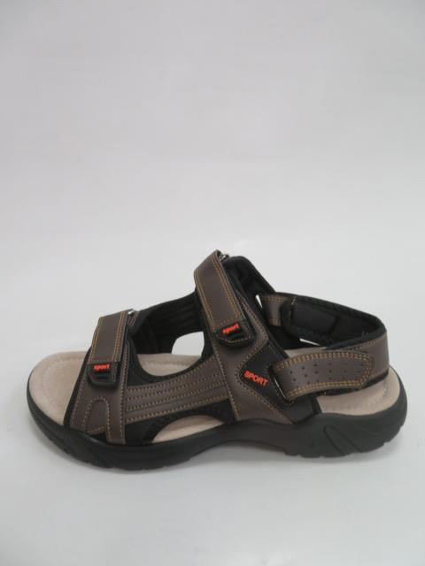 Sandały Męskie M5515-4, Brown, 41-46
