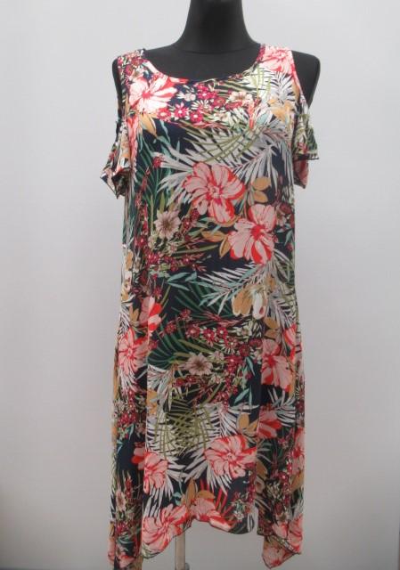 Sukienka Damska 1096 MIX KOLOR M-2XL