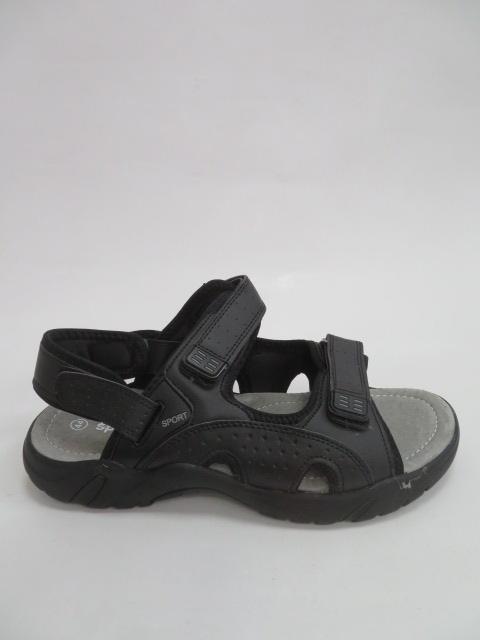 Sandały Męskie A5513-1, Black, 41-46