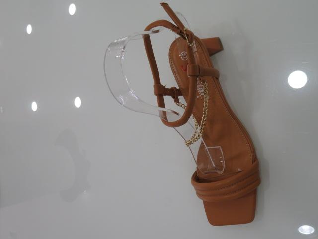Sandały Damskie T386, Camel, 36-41