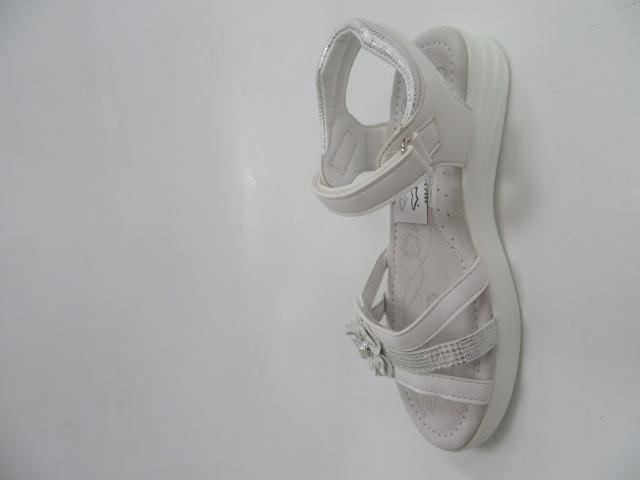 Sandały Dziecięce Z-600, White, 26-31