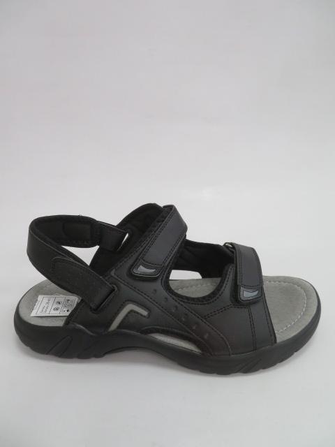 Sandały Męskie A5511-1, Black, 41-46