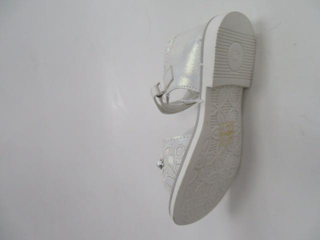 Sandały Dziecięce Z-612, White, 25-30