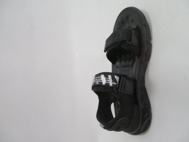 Sandały Dziecięce Z-860, Black/Gray , 32-37