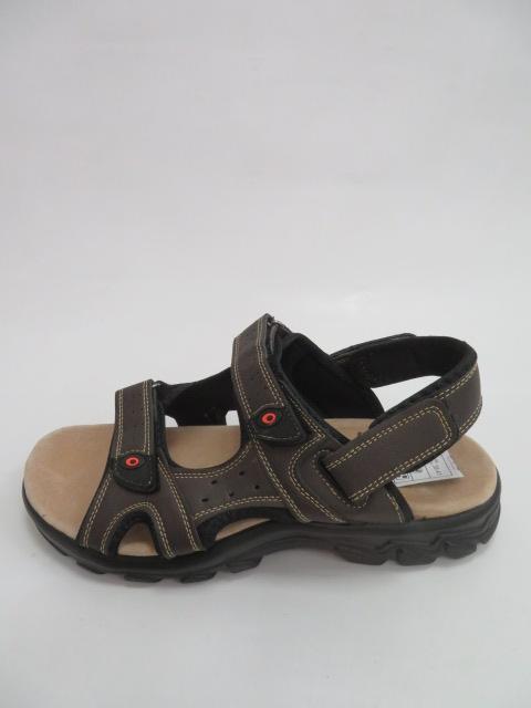 Sandały Męskie 7998-2, Coffe, 40-46