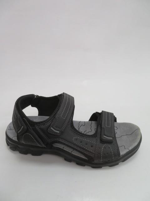 Sandały Męskie K8-101, Black, 40-46