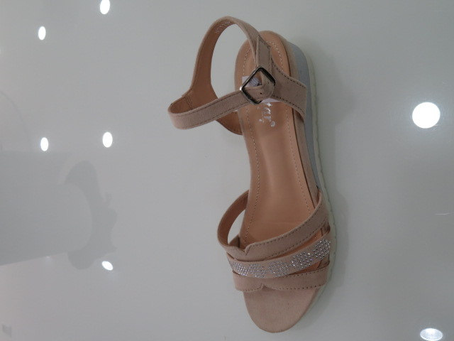 Sandały Damskie  NS113, Nude, 36-41