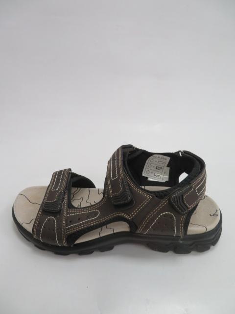 Sandały Męskie K8-101, Coffe, 40-46