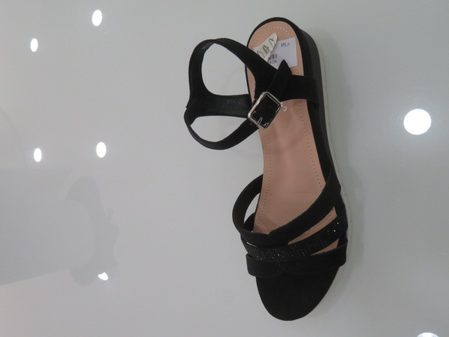 Sandały Damskie  NS113, Black, 36-41