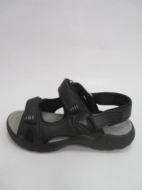 Sandały Męskie A5512-1, Black, 41-46