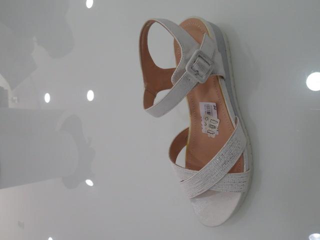 Sandały Damskie  NS115, Silver, 36-41