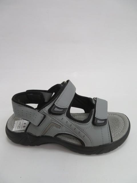 Sandały Męskie A5511-2, Grey, 41-46