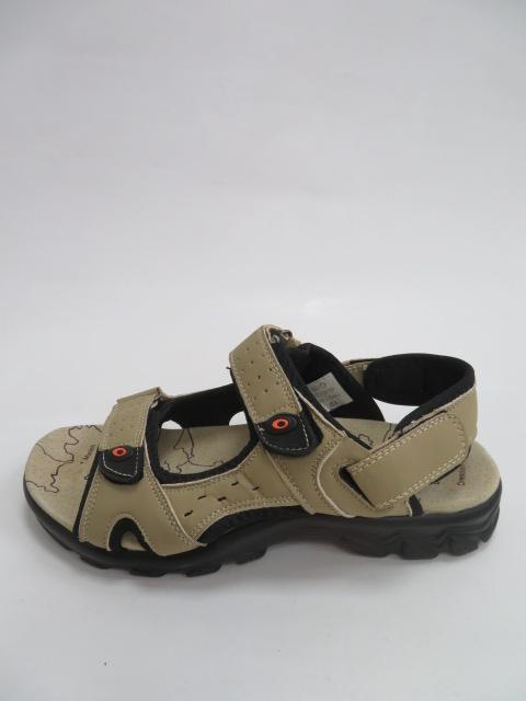 Sandały Męskie 7998-5, Beige, 40-46