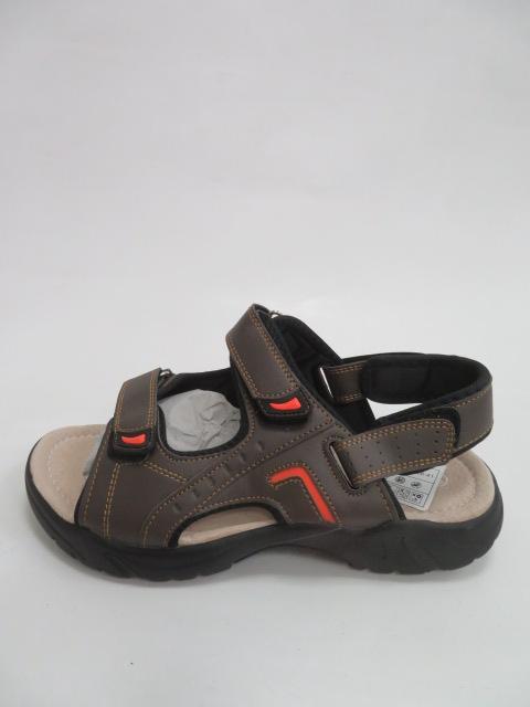 Sandały Męskie A5511-4, Brown, 40-46