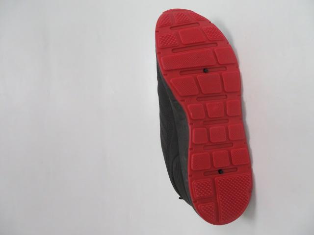 Buty Sportowe Męskie 32-1, Black, 41-46 3