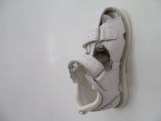 Sandały Dziecięce F275, White, 18-23