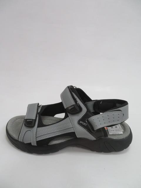 Sandały Męskie C9515-4, L.Grey, 47-50