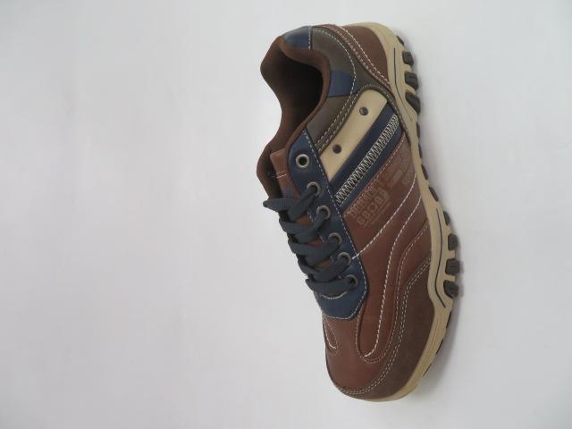 Buty Sportowe Męskie 202-3, Brown, 41-46