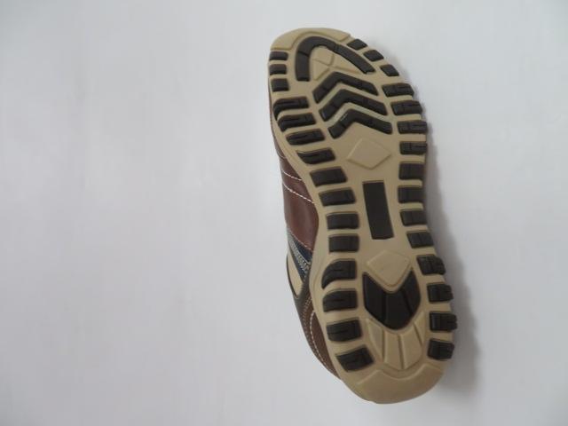 Buty Sportowe Męskie 202-3, Brown, 41-46 3