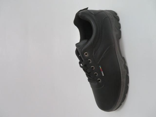 Buty Sportowe Męskie 8022A, Black, 41-46