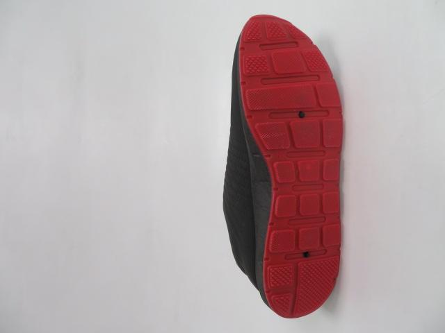 Buty Sportowe Męskie 29-1, Black, 41-46 2