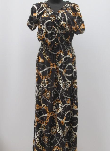 Sukienka Damska FY1901-11 MIX KOLOR M/L-XL/2XL
