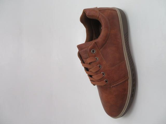 Buty Sportowe Męskie 3052B, Brown, 41-46