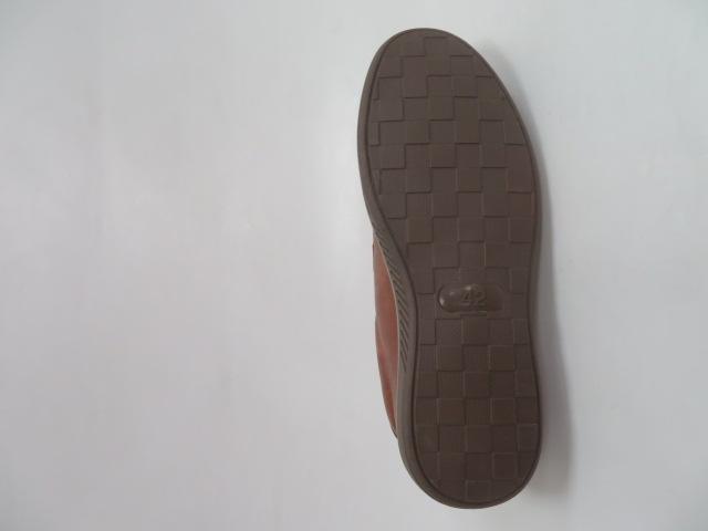 Buty Sportowe Męskie 3052B, Brown, 41-46 3
