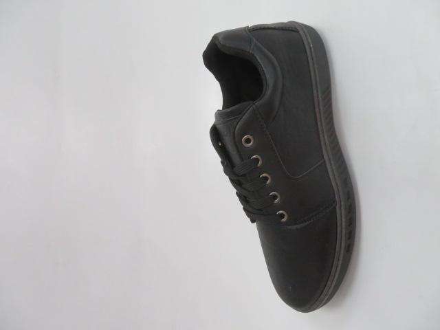Buty Sportowe Męskie 3052A, Black, 41-46