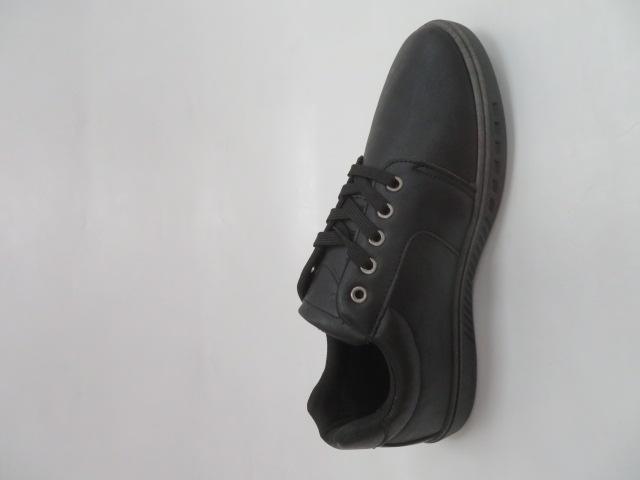 Buty Sportowe Męskie 3052A, Black, 41-46 2