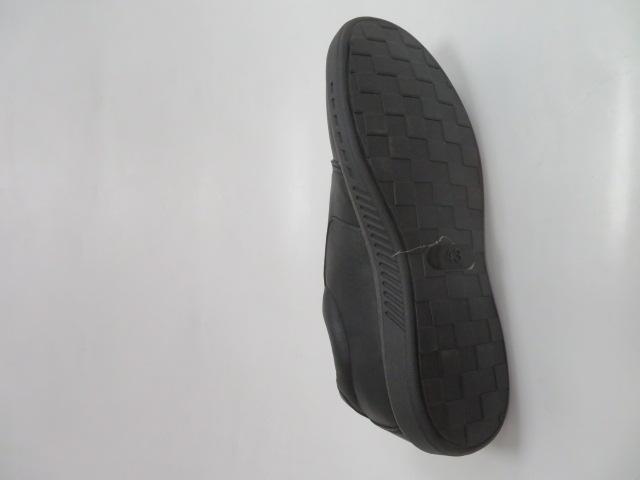 Buty Sportowe Męskie 3052A, Black, 41-46 3