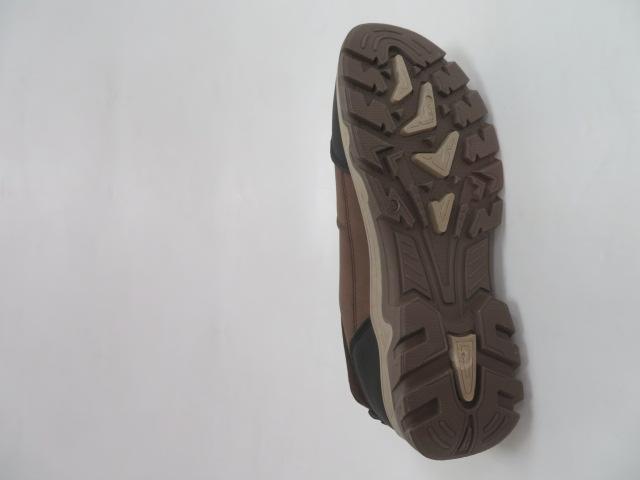 Buty Sportowe Męskie 1901-2, Brown, 41-46 3