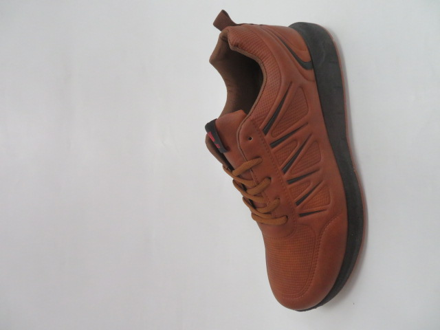 Buty Sportowe Męskie 35-2, Brown, 41-46
