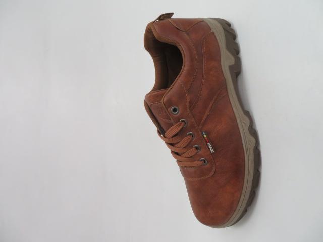 Buty Sportowe Męskie 8022B, Brown, 41-46