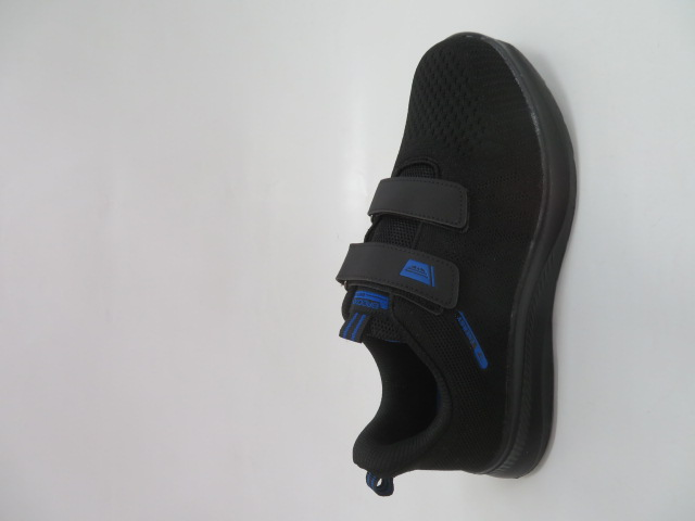 Sportowe Damskie LXC 8217, Black/Blue, 36-41