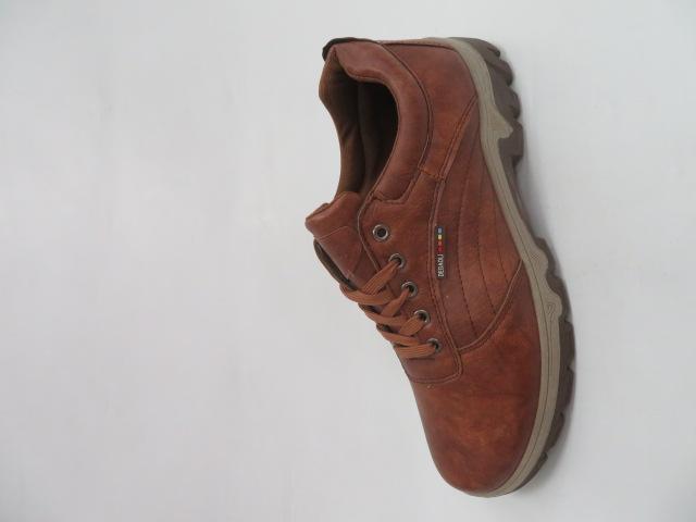 Buty Sportowe Męskie 8015B, Brown, 41-46