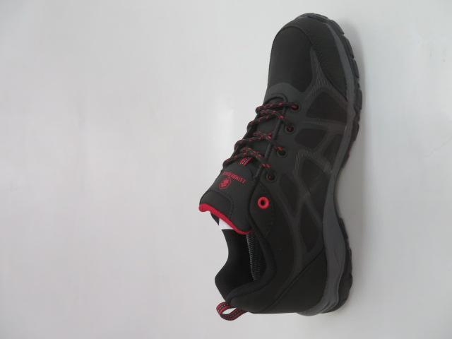 Buty Sportowe Męskie 1108, Black, 40-45 2