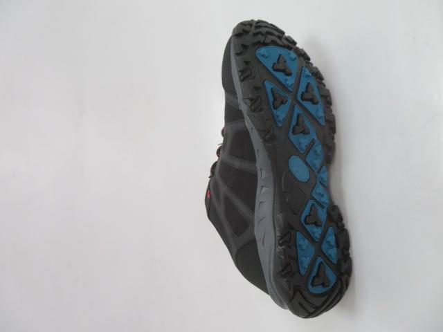 Buty Sportowe Męskie 1108, Black, 40-45 3
