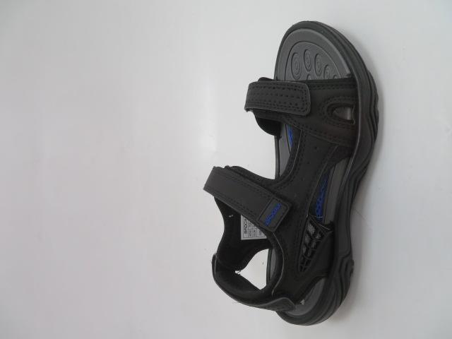 Sandały Damskie 7SD9157, Black/Blue, 36-41