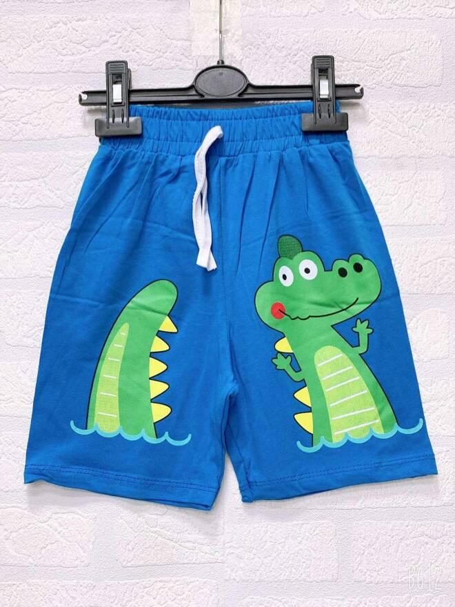 Spodnie Dziecięce F1801 MIX KOLOR 1-4 4