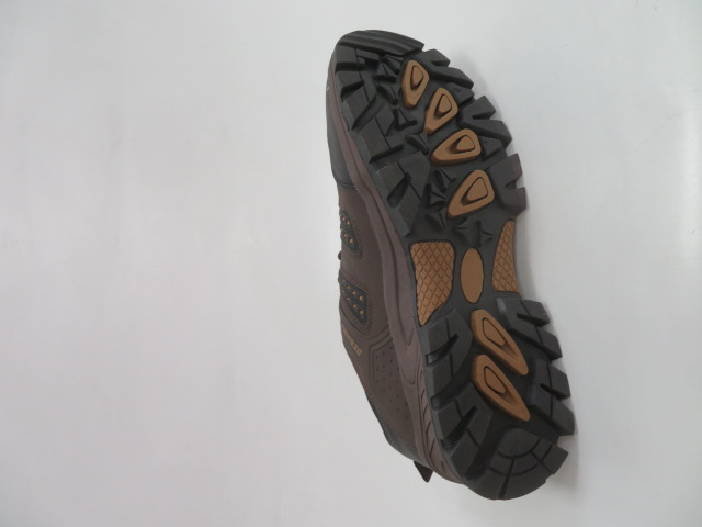 Buty Sportowe Męskie 2022C, Brown, 41-46 3