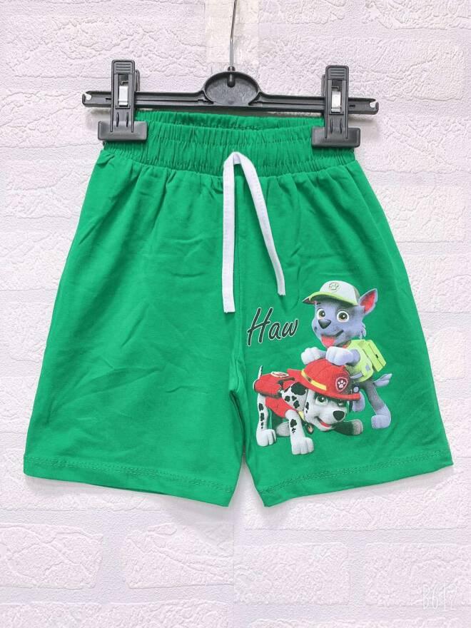 Spodnie Dziecięce F1807 MIX KOLOR 1-4