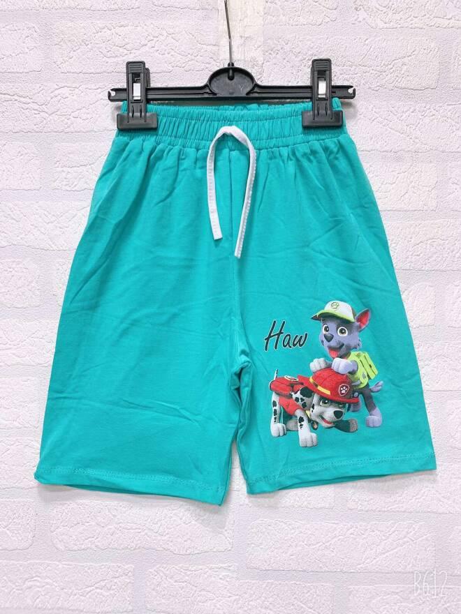 Spodnie Dziecięce F1807 MIX KOLOR 1-4 2