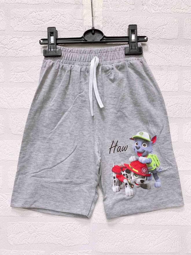Spodnie Dziecięce F1807 MIX KOLOR 5-8 3