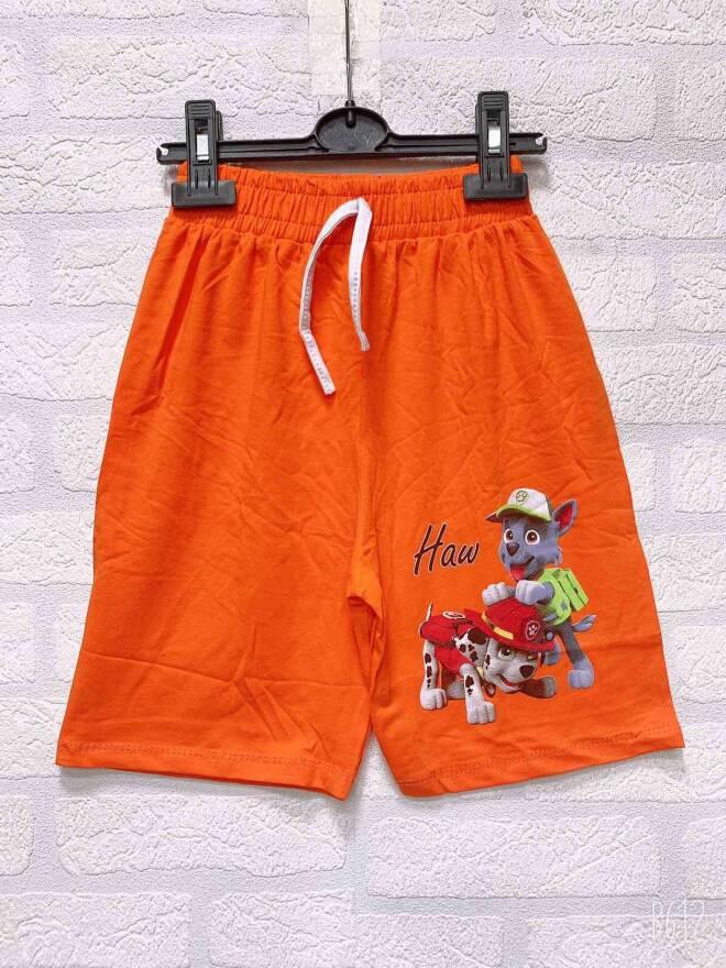 Spodnie Dziecięce F1807 MIX KOLOR 5-8 5
