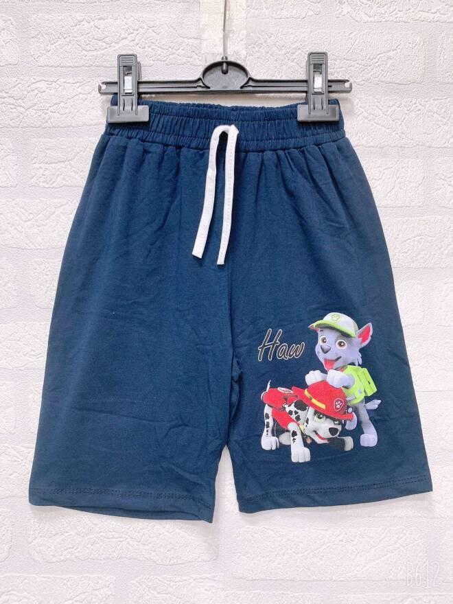 Spodnie Dziecięce F1807 MIX KOLOR 5-8 6