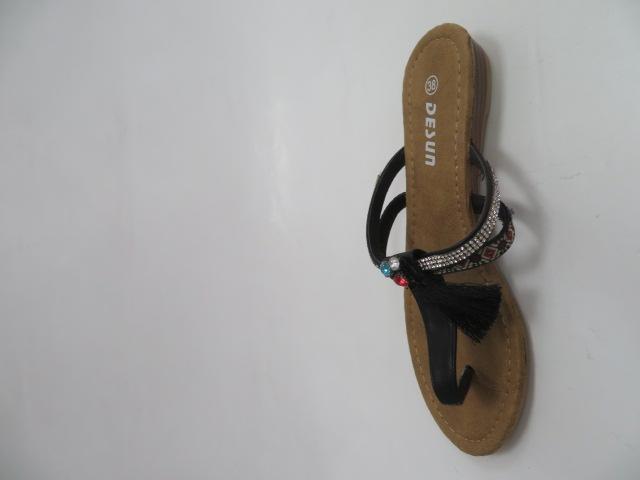 Japonki Damskie GC1512, Black, 36-41 2