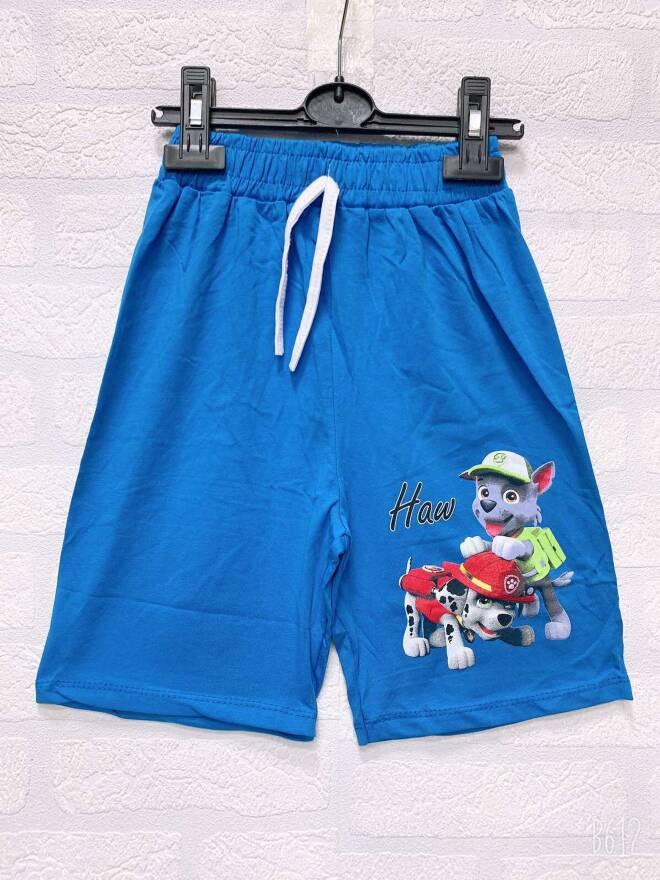 Spodnie Dziecięce F1807 MIX KOLOR 5-8 7